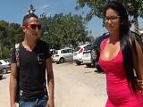 Española amateur se folla a un joven estudiante, es muy cerda Tania - Morenas