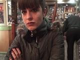 Quedo con esta joven para hacer su primer vídeo porno casero - Caseros