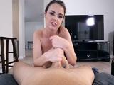 Dillion Harper haciendo una mamada y follando en POV - POV