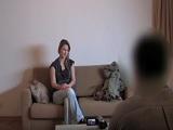 La entrevista de trabajo termina con una mamada de la candidata - Entrevistas