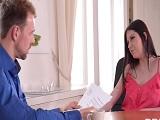 Tonteando a este madurito en la primera entrevista de trabajo - Entrevistas