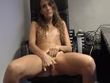 Melisa, una joven chica que se quiere iniciar en el mundo del porno - Casting Porno