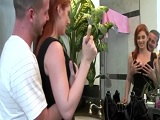 Esta pelirroja llamada Rainia Belle es un poco golfa, verdad? - Pelirrojas
