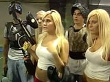 Un partido de paintball con Madison Ivy y una buena follada - Orgias