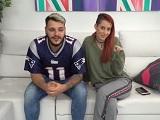 Otra pareja española que se presentan a un casting, que morbo.. - Españolas