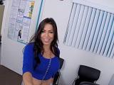 Encantada, soy latina y vengo a lo del casting porno.. - Porno Gratis