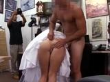 Ni antes de la boda evita que esta morena ponga los cuernos - Amateur