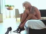 Nina Elle, la madura de los tatuajes que todos se quieren follar - Maduras