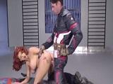 Ha llegado la parodia porno gratis de Capitan América en HD - XXX